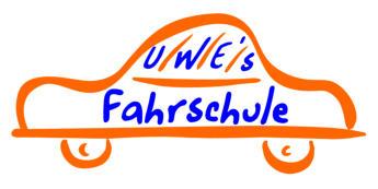 Uwe's Fahrschule Logo